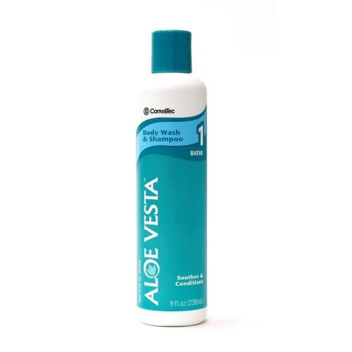 ConvaTec Aloe Vesta Body Wash & Shampoo -