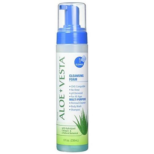 ConvaTec Aloe Vesta Cleansing Foam   325204, 401871