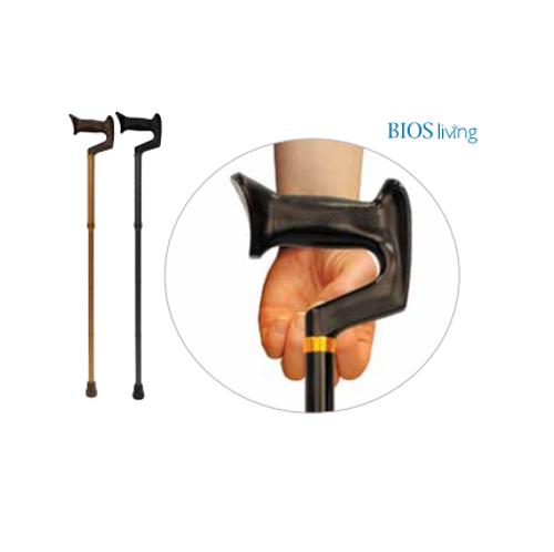 Bios Medical Orthopedic Cane | UPC 057475560171, 057475560188