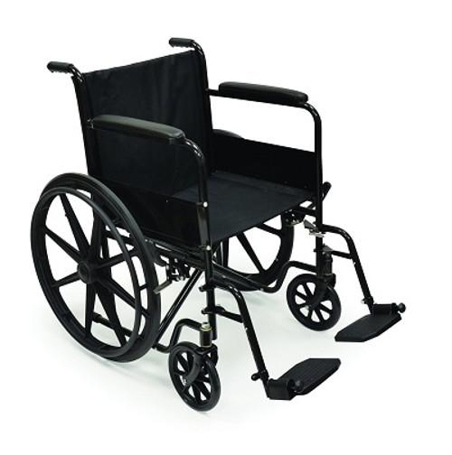 "Bios Medical 18"" Wheelchair | UPC 057475560843"