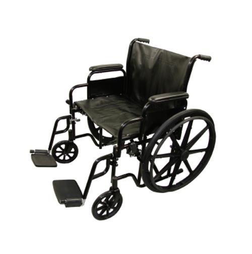 Bios Medical Bariatric Wheelchair | UPC 057475271190, 057475271206