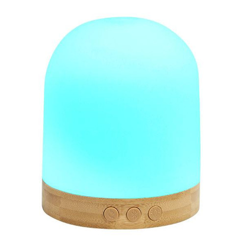 Relaxus Music Scents Bluetooth Diffuser - Blue | 517139 | UPC 628949071396