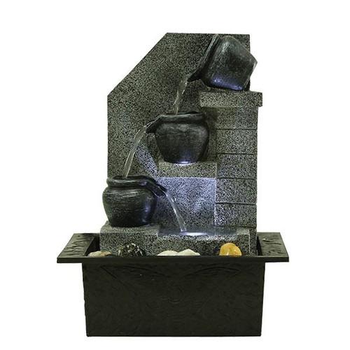 Relaxus Water Buckets Indoor Water Fountain | SKU: 700359 | UPC: 628949103592