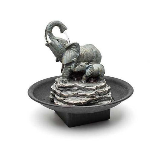 Relaxus Elephant Indoor Water Fountain | SKU: 700356 | UPC: 628949003564