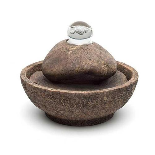 Relaxus Big Stone Rocher Indoor Water Fountain | SKU: 700449 | UPC: 628949004493