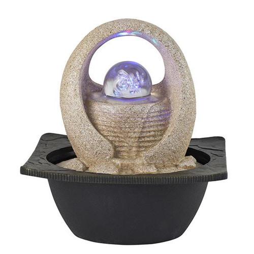 Relaxus Zen Arc Indoor Water Fountain | SKU: 700457 | UPC: 628949004578