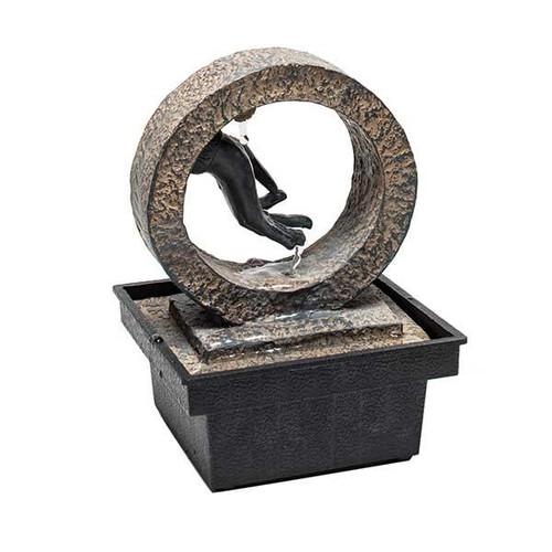 Relaxus Mini OHM Indoor Water Fountain | SKU: REL-700454 | UPC: 628949004547