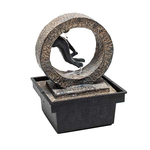 Relaxus Mini OHM Indoor Water Fountain -  REL-700454