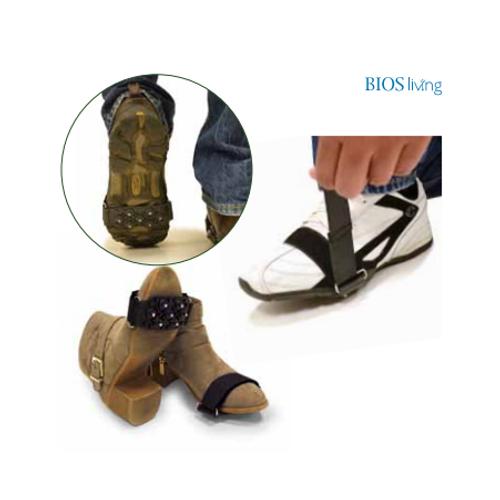 Bios Medical Snow & Ice Shoe Gripper - Set of 2 | LG034 | UPC 057475270346