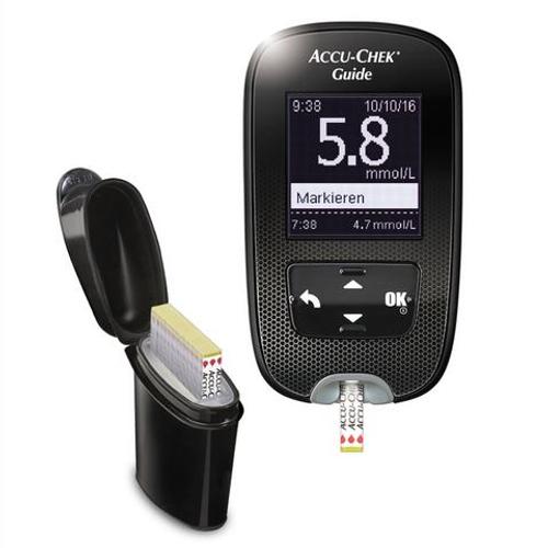 AccuChek Guide Test Strips - 311269, 312704 | UPC 064562312698, 064562312704