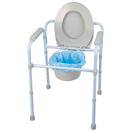 Carex Commode Liner | FGP709CA | UPC 627394037094