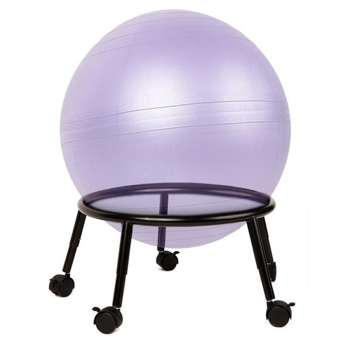 FitterFirst Ball Chair Frame - CFRAME - BALL NOT INCLUDED | UPC 802009501003