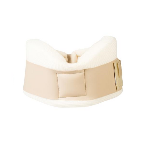 Core Products Foam Cervical Collar With Vinyl Strap  UPC: 782944623940, 782944624046, 782944624145, 782944624244