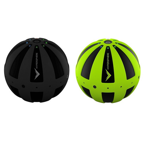 Hyperice Hypersphere Vibrating Roller Massage Ball | UPC 00852152004715, 00852152004678
