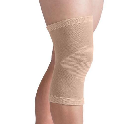 Core Products Swede-O Elastic Knee Tetra-Stretch | SKU: KNE-6433-SML, KNE-6433-MED, KNE-6433-LRG, KNE-6433-1XL | UPC: 743912791528, 743912791535, 743912491541, 743912791559