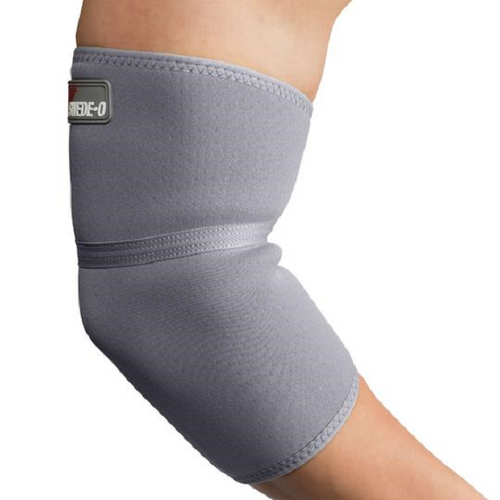 Core Products Swede-O Thermal Vent Elbow Sleeve | SKU: BRE-6520-GR-SML, BRE-6520-GR-MED, BRE-6520-GR-LRG, BRE-6520-GR-1XL, BRE-6520-GR-2XL | UPC: 743912710024,  743912710031, 743912710048, 743912710055, 743912710062