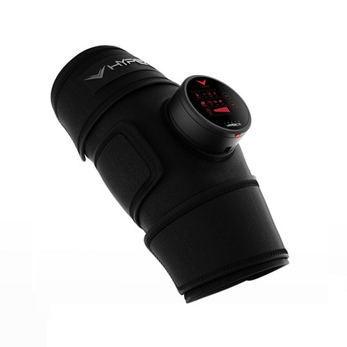 Hyperice Venom Heat and Vibration Leg Wrap | UPC 852152004883