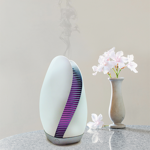 Relaxus-Aroma Scents Ultrasonic Essential Oil Diffuser | UPC 628949072157