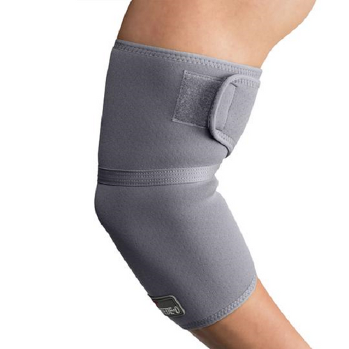 Core Products Swede-O Thermal Vent Elbow Wrap | SKU: BRE-6521-GR-SML, BRE-6521-GR-MED, BRE-6521-GR-LRG, BRE-6521-GR-1XL | UPC:  743912712028,  743912712035,  743912712042, 743912712059
