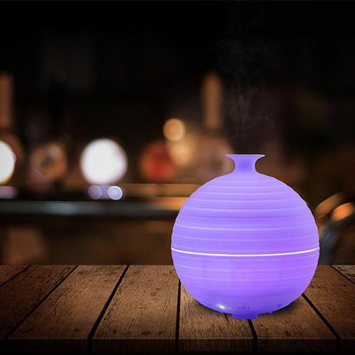 Relaxus Essentials Aromatherapy Aroma Mist Vase Ultrasonic Essential Oil Diffuser -  REL-517135