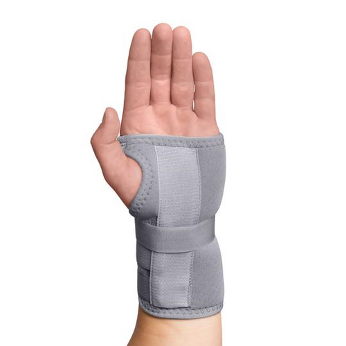 Core Products Swede-O Thermal Vent Carpal Tunnel Immobilizer Brace - Right | SKU: BRE-6855-R-GR-1XS ,BRE-6855-R-GR-SML, ,BRE-6855-R-GR-MED, BRE-6855-R-GR-LRG, BRE-6855-R-GR-1XL, BRE-6855-R-GR-2XL