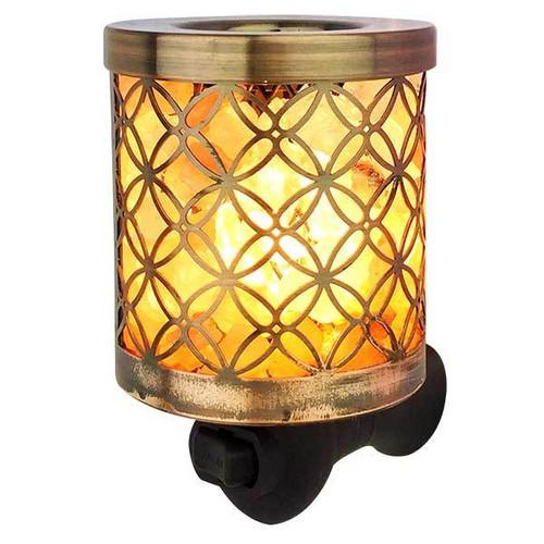 Relaxus Himalayan Salt - Night Light & Diffuser   REL-504024   UPC 628949040248