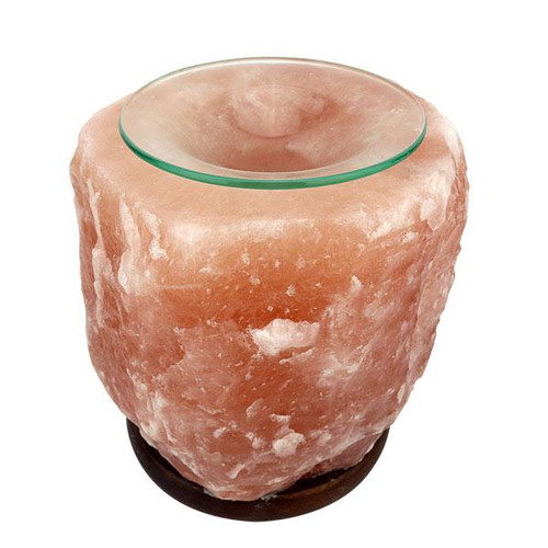 Relaxus Himalayan Salt Lamp & Essential Oil Diffuser  | REL-503809 | UPC 628949038092