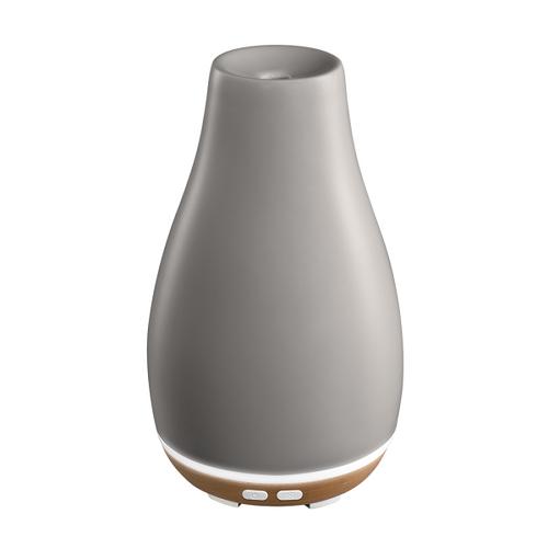 Ellia Blossom Ultrasonic Aroma Diffuser | Grey | 031262072702
