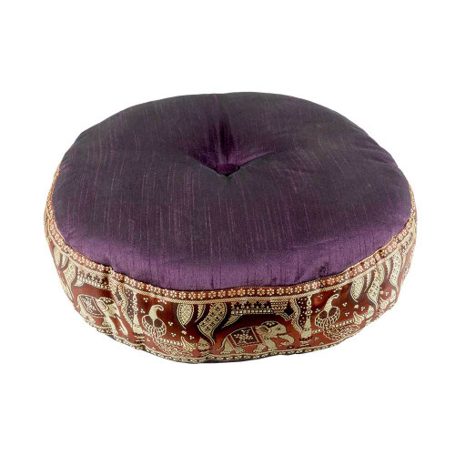 Relaxus Elephant Meditation Cushion | REL-706756 | UPC 628949067566
