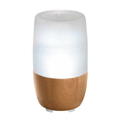 Ellia Reflect Ultrasonic Aroma Diffuser | Clear | UPC 031262072887