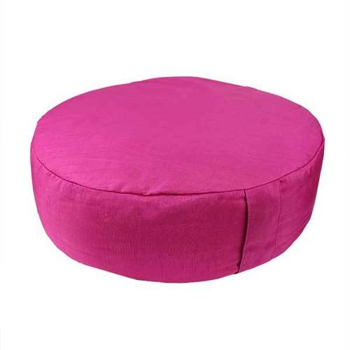 Relaxus Zafu Meditation Cushion - Fuschia | 706751|  628949067511
