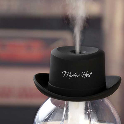 Relaxus Mister Hat Mini USB Humidifier   517169   UPC 628949171690