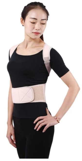 Relaxus Posture Brace with Magnets   REL-534180 REL-534181   628949141808