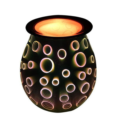 Relaxus 3D Aromadelic Electric Oil & Wax Warmer   517111   UPC 628949171119