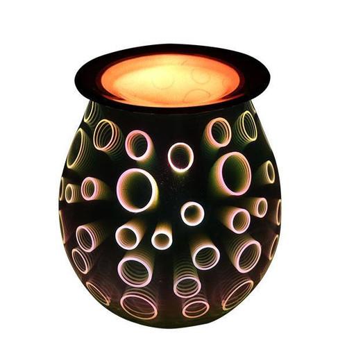 Relaxus Aromatherapy Aromadelic Electric Oil & Wax Warmer   517111   UPC 628949171119