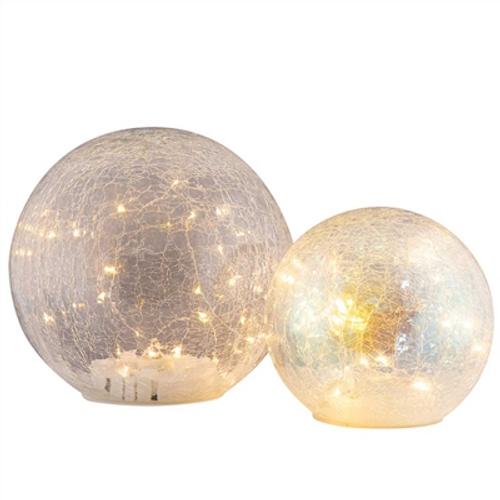 Relaxus LED Faerie Globe   517118, 517119