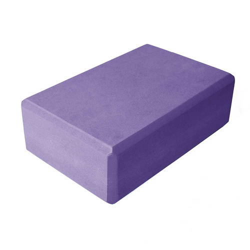 Relaxus Yoga Block Purple | REL-L9020 | 628949190219