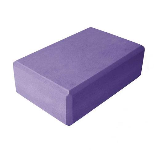 Relaxus Yoga Block Purple | REL-L9020 | 628949190219