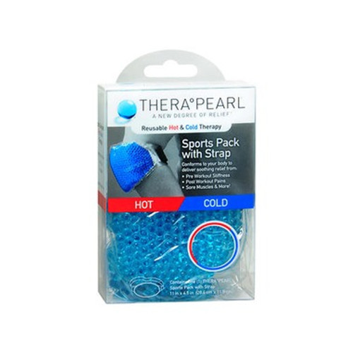 TheraPearl Contour Pack with Strap -  THP-1002-001