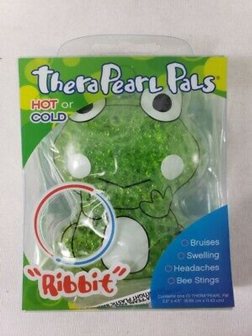 TheraPearl Pals Kids Pack Ribbit the Frog | 850803002127 | THP-1007-001