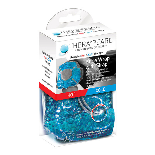TheraPearl Knee Wrap | 850803002349 | THP-1004-001