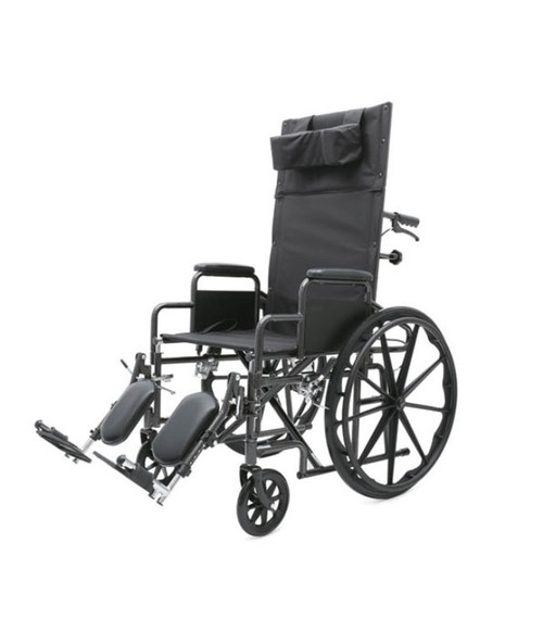 Mobb Reclining Wheelchair  | MHRWC016, MHRWC018, MHRWC020 | 844604015974, 844604099400, 844604015981