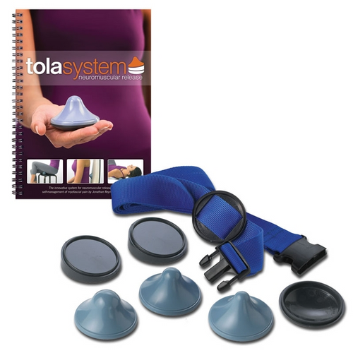 OPTP Tola® Neuromuscular Release System with Tola Strap | 040232505874