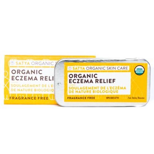 Satya Organic Eczema Relief 7 ml | 627843378082