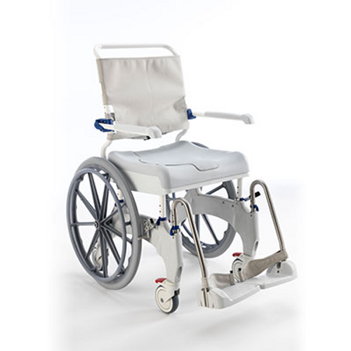 Invacare Ocean Ergo Self Propelled Commode Chair | 9153659345