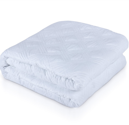 HUSH Weighted Blankets - White | 759245832661, 759245824796, 759245979519, 759245819112, 759245947723, 759245908250, 759245980645