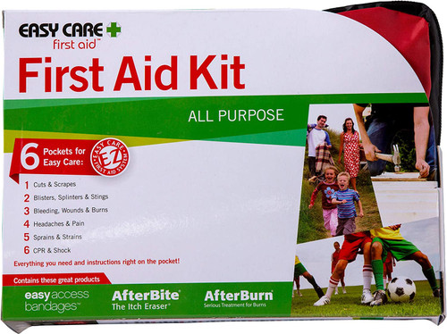 Easy Care First Aid All Purpose First Aid Kit -  EAS-247199