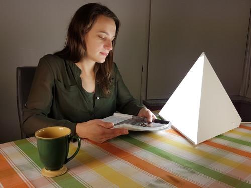 Northern Light Technologies Luxor Desk Lamp | UPC: 870681000084