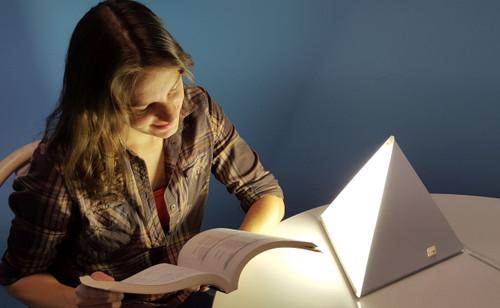 Northern Light Technologies Luxor Mini Desk Lamp | UPC: 870681000046
