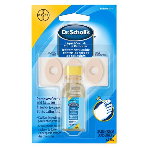 Dr. Scholl's® Liquid Corn & Callus Remover 9.8 ml -  DRS-166476